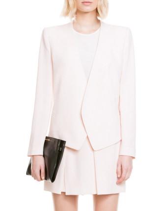 Shell Pink Moulded Jacket