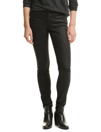 Five Pocket Wetlook Jegging