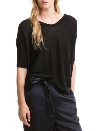 Silk Back Knit