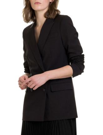 Tailored Longline Jacket