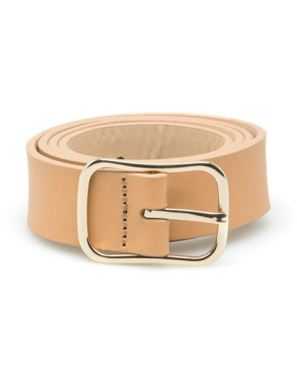 Large Buckle Belt