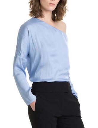 Fluid One Shoulder Shirt