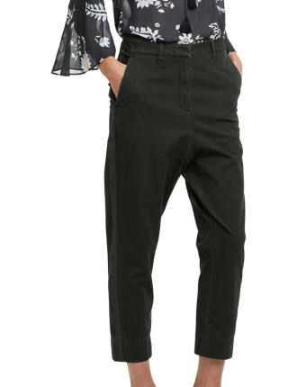 Slouch Twill Pant