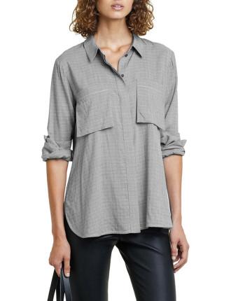 Soft Check Shirt