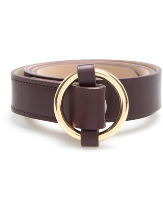 Ring Detailed Belt