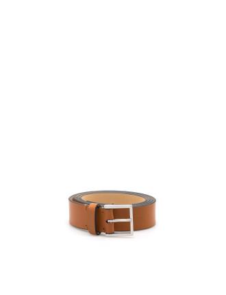 Leather Mid Belt