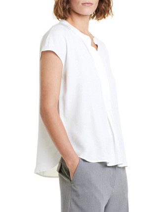 Cap Sleeve Shirt