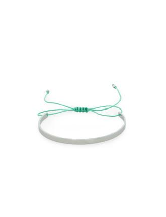 Green Thread Cuff