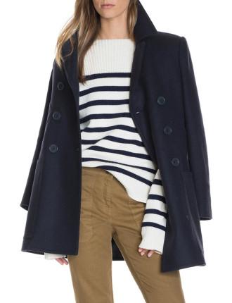 Breton Stripe Knit