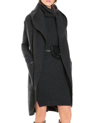 Ovoid Cocoon Vest