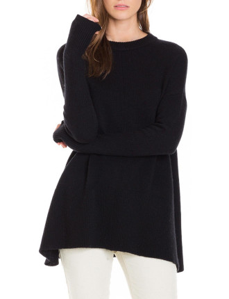 Asymmetric Luxe Tunic
