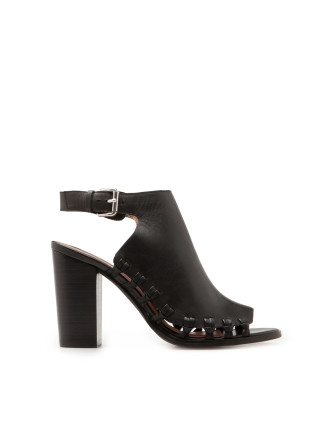 Julie Heeled Peeptoe