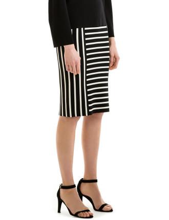 Stripe Milano Knit