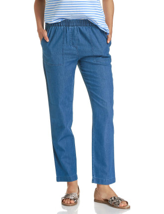 MONTY RELAXED DENIM PANT