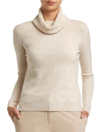 Magnolia Rib Detail Knit