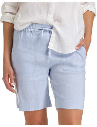 Rosa Linen Short