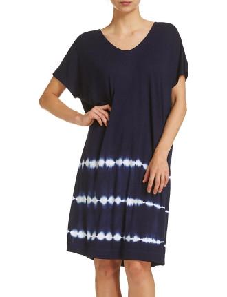 Skylar Border Dress