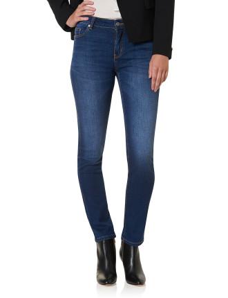 Amanda Straight Leg Jean