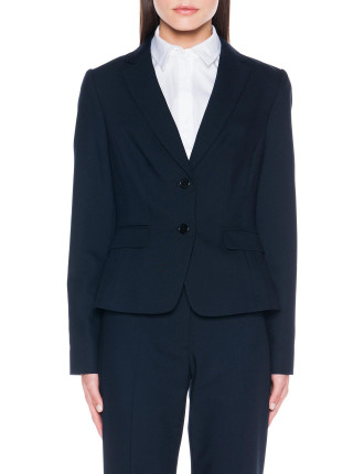 Soft Suiting 2 Button Jacket