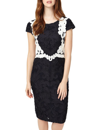 Daphne Tapework Dress