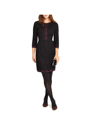 Loretta Lace Dress