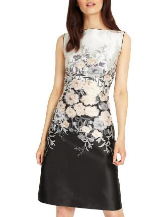 Piper Jacquard Dress
