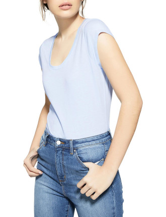 Basic Scoop T-Shirt