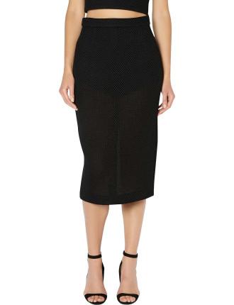 Rosario Mesh Skirt