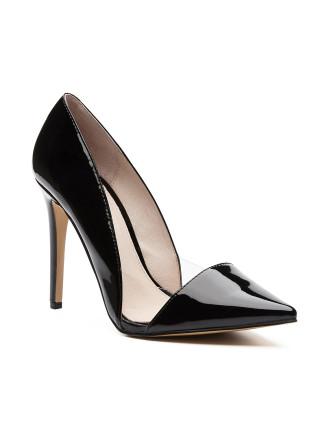 Alissa Perspex Heel