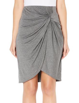 Jersey Knot Skirt