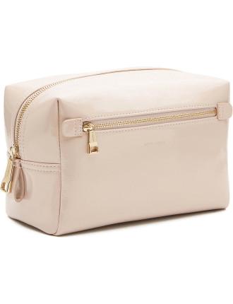 Liana Patent Cosmetics Bag
