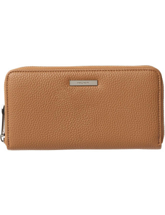 Tarny Pebbled Wallet
