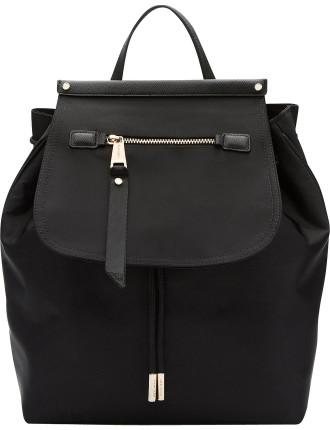 Harris Nylon Backpack