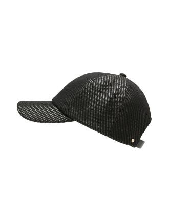 Basket Weave Cap