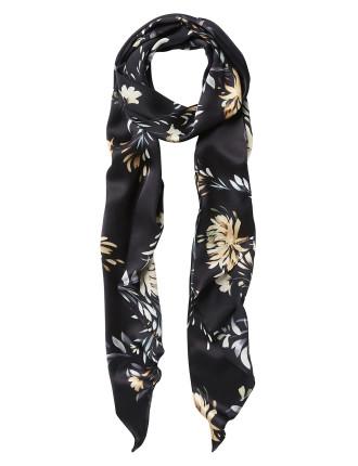 Oriental Silk Scarf