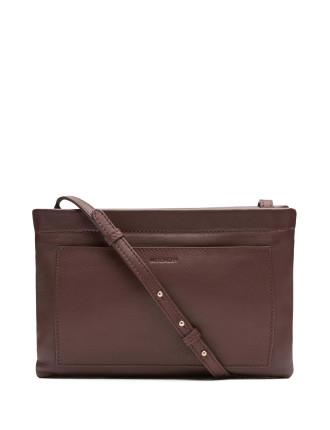 Robyn Leather Crossbody Bag