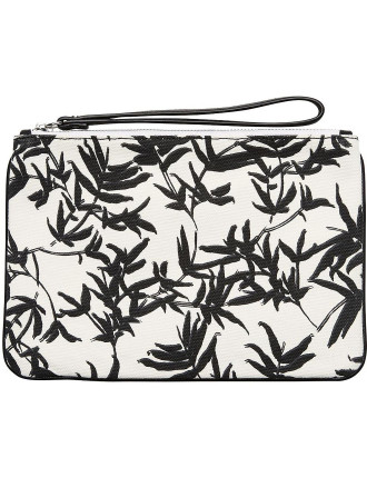 Perry Print Pouch