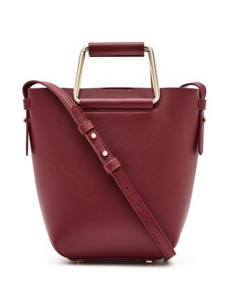 Keely Saffiano Crossbody bag