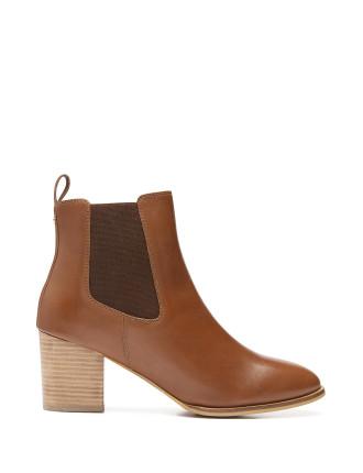 Sasha Heel Boot