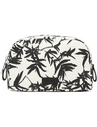 Peyton Print Cosmetic Bag
