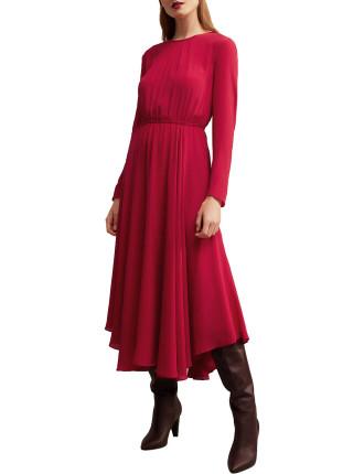 Dramatic Georgette Dress