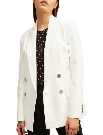 Double Breasted Dress Blazer