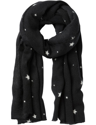 Woven Star Scarf