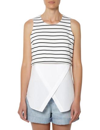 Stripe Crop Underlay