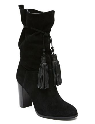 Quinn Tassel Boot