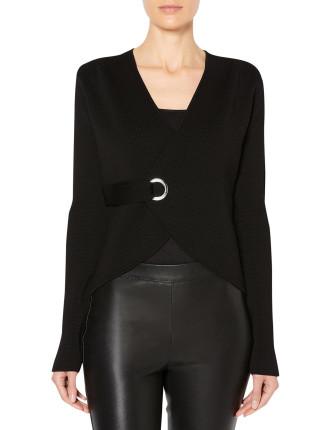 Eyelet Milano Jacket