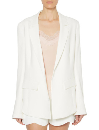 Split Sleeve Blazer