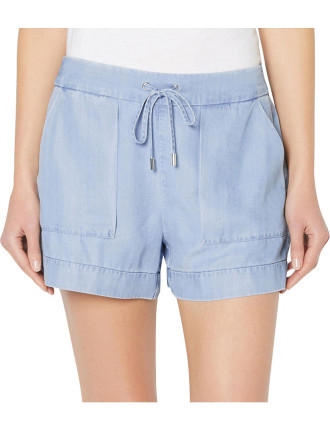 Tuck Pocket Short