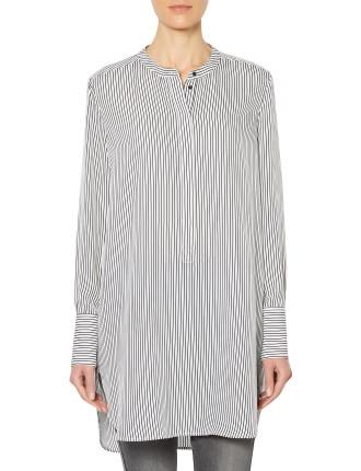 Fine Stripe Ll Shirt