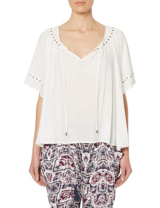 Stud Gypsy Top